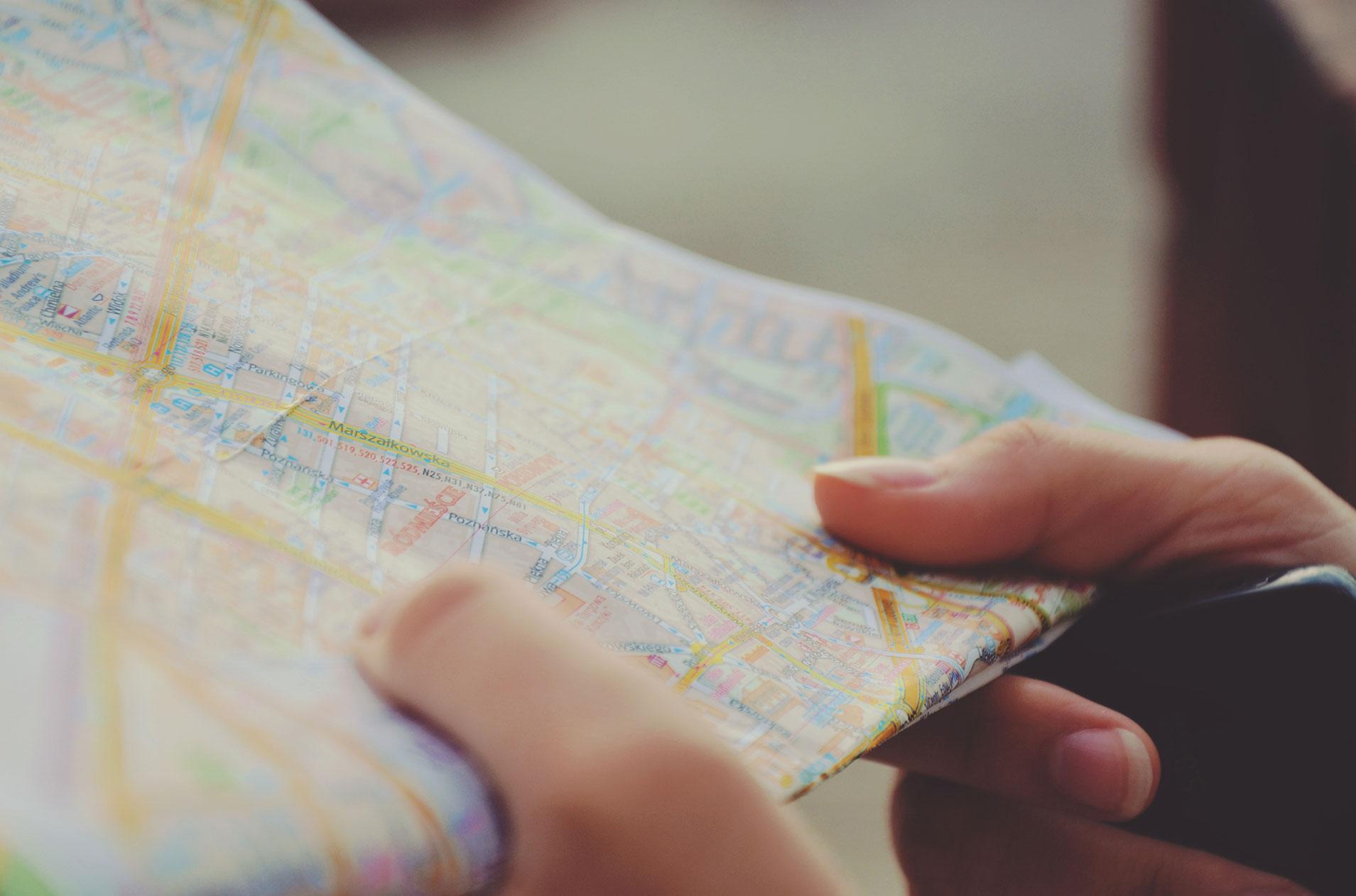 JavaScript: creare link a Google Maps usando la geolocalizzazione